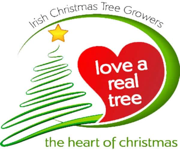 Irish Christmas tree growers supporting love a real tree